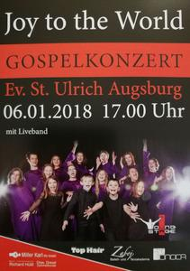 Joy to the World - Gospelkonzert - Young Stage