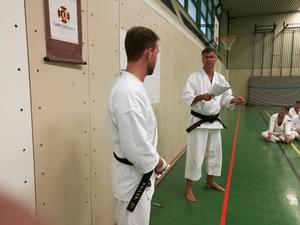 Shorinji Kempo Training Seminar in Berlin