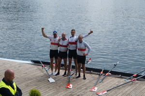 2 World Masters Titel in Bled errungen