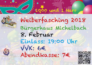 Fasching in Michelbach
