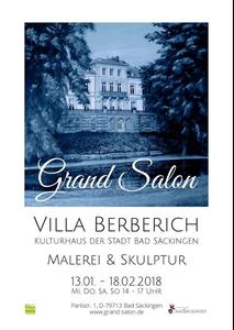 Grand Salon Villa Berberich