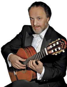 Roberto Legnani in Kaufbeuren - Virtuose Gitarrenmusik