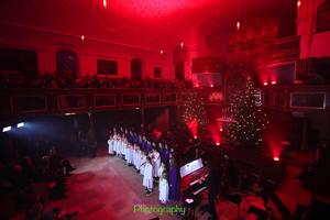 Joy to the World - Gospelkonzert von Young Stage