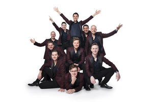 "The Ten Tenors – die Stimmgiganten aus Down Under im April auf ""Wish you were here"" Tour – eine Hommage an unvergessene Legenden der Popmusik"