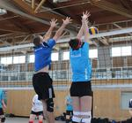 Volle Power in der Mixed- Liga