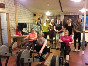 Women`s Rowing Challenge