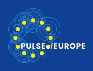 Pulse of Europe  -  zur Wahl in Italien.