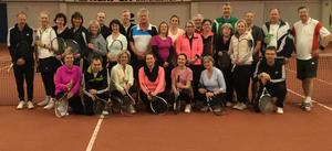 TC TSV Burgdorf: Fit durch den Winter