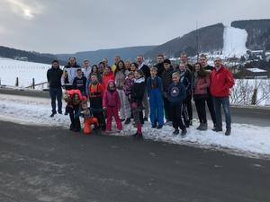 Ski-Club Eilvese verbringt Wintersause in Willingen
