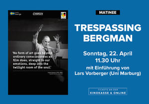 Matinee im Cineplex Marburg, 22. April 18, 11.30 Uhr