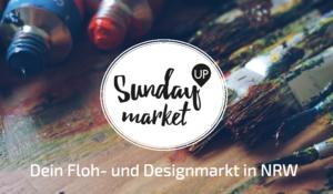 Sunday up market Düsseldorf