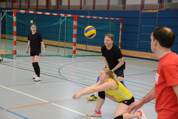 volleyball, mixed-turnier