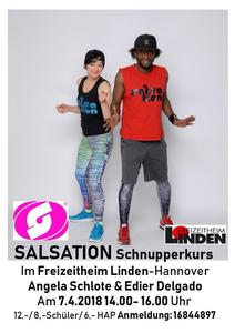 Schnupper-Workshop Salsation