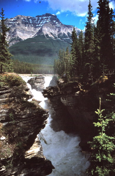 Naturgewalten im Jasper National Park