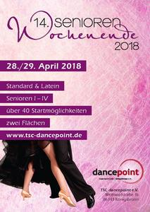 Internationales Tanzturnier-Wochenende im dancepoint