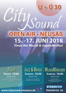 CitySound für alle - Open Air in Neusäß
