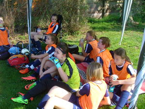 D-Juniorinnen JFV Hannover United spielen 7. VGH Girls Cup