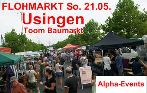 FLOHMARKT in Usingen