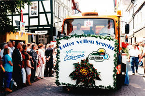 Super war`s: Hessentag 1997 in Korbach