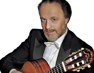 Roberto Legnani in Röbel/Müritz - Virtuose Gitarrenmusik