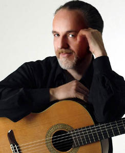 Roberto Legnani in Kaltenkirchen - Virtuose Gitarrenmusik