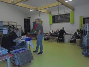 Blutspenden in Frielingen
