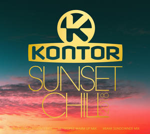 Various Artists – Kontor Sunset Chill 2018 DER SOUNDTRACK DEINES SOMMERS!Ab 1. Juni im Handel