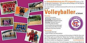 Volleyball in Langweid