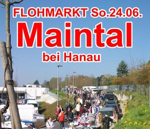 FLOHMARKT in Maintal