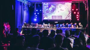"""League of Legends X-Cup Finale"" im Königsbrunner Jugendzentrum MatriX"