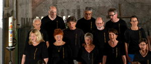 Quarterpast e.V. Konzert in St. Thomas