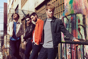 "Kodaline  Album-Titel: ""Politics Of Living"" (Album-VÖ: 10.08.2018):"