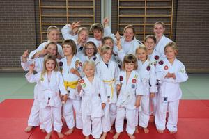 Judo-Ippongirls auch in Germering