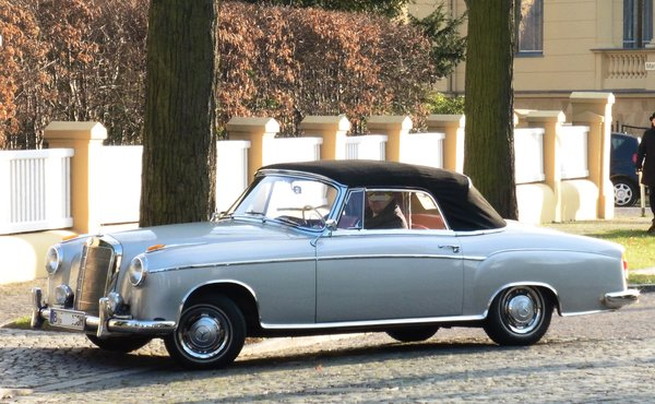 oldtimer, coupe
