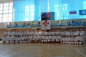 Trainingsseminar in St. Petersburg, Russland