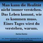 Spruch des Tages am Montag