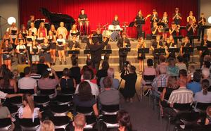 "Musikschule Wertingen: ""A wonderful World"" zum Abschied"