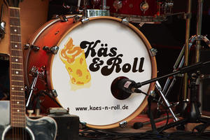 KÄS änd ROLL live bei Silvester Warm Up Party in München-Allach!