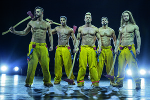 The Chippendales in Ulm im Congress Centrum-Tickets im Vorverkauf