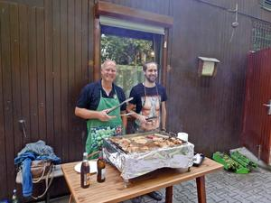 Shorinji Kempo Schwabmünchen - Grill`n Chill-Party