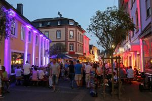 Impressionen vom Moonlight-Shopping in Kirchhain