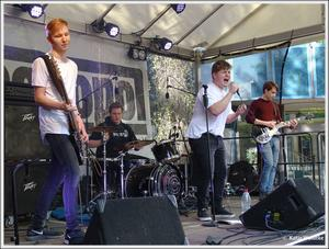 The GoDotS - live beim Regional-Finale des SPH Bandcontests