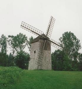 Windmühlen in Masuren (Polen)