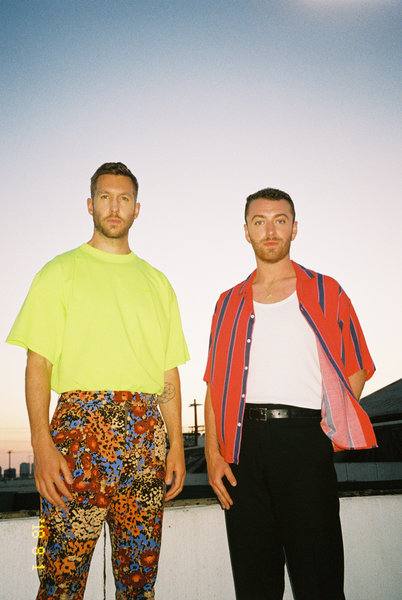 Calvin Harris feat. Sam Smith Promises-Neue Single