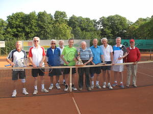 TC TSV Burgdorf: Traditionelles Turnier