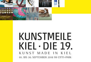 Vernissage zur Kunstmeile in Kiel