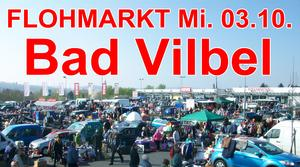 FLOHMARKT in Bad Vilbel