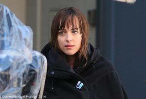 Nach Jamie Dornan: Dakota Johnson raubt allen den Atem