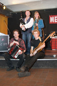 Celtic Folk Rock - Konzert
