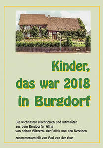 Kinder, das war 2018 in Burgdorf